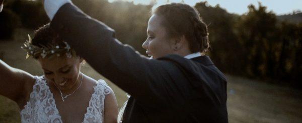 same sex wedding Tuscany