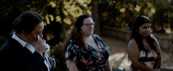 same sex wedding videographer